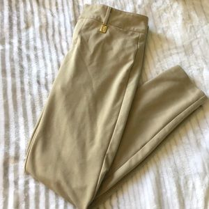 Michael Kors Tan Dress Pants Size 4